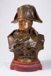 _Наполеон в Москве_. Скульптор Р. Коломбо. Бронза. Франция. 1885